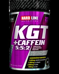 Hardline KGT Kreatin Glutamine Taurin 1000 Gr