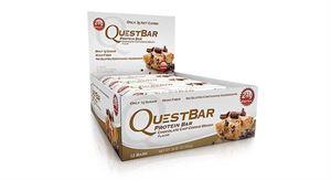 Quest Protein Bar 60 Gr - 12 Adet (Çikolata Parçacıklı)