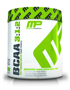 Musclepharm BCAA Powder 3:1:2 215 Gr