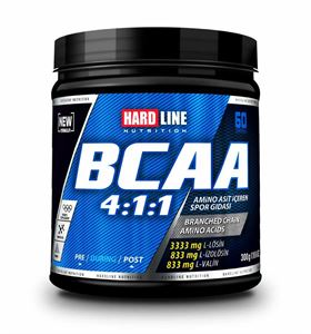 Hardline BCAA 4:1:1 300 Gr