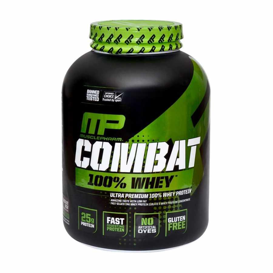 MusclePharm Combat protein tozu yorumları