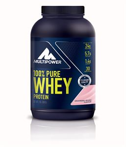 Multipower Whey Protein %100 Pure 900 Gr