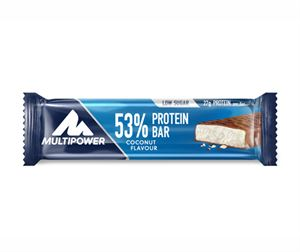 Multipower %53 Protein Bar - 24 Adet
