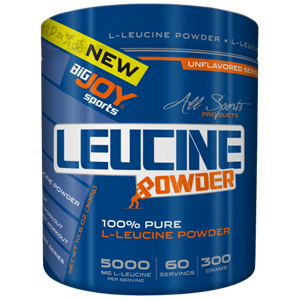 BİGJOY Sports Leucine(Lösin) Powder 300 Gr