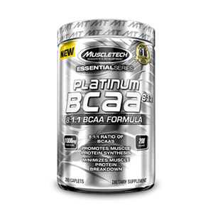 Muscletech Platinum BCAA %100 8:1:1 200 Tablet