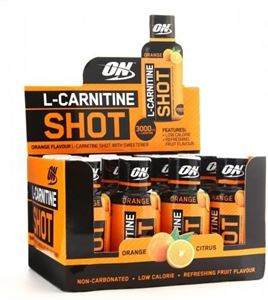 Optimum L-Carnitine Shot 60 ML 12 Adet