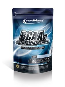IronMaxx BCAA Powder 550 gr