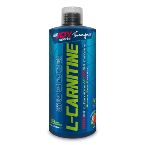 BİGJOY L-Carnitine Thermo 1000 Ml (33 Porsiyon)