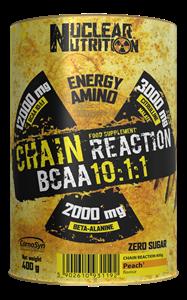 Nuclear Nutrition - Chain Reaction BCAA 10:1:1 400 Gr
