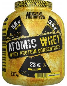 Nuclear Nutrition Atomic Whey 2270 gr