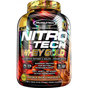 Muscletech Nitrotech %100 Whey Gold Protein 2.27 kg