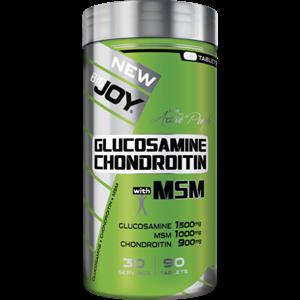 BİGJOY Glucosamine & Chondoitine & MSM