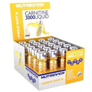 Nutrever L-Carnitine 3000 Mg 20 Tüp