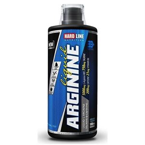 Hardline Arginine Liquid 1000 ML.