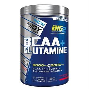 BiGJOY Big2 BCAA + Glutamine 600 gr