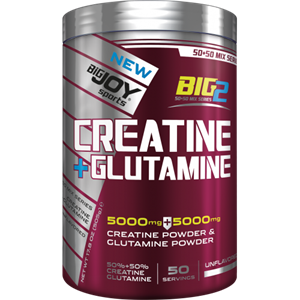 BİGJOY Big2 Creatine + Glutamine 505 Gr
