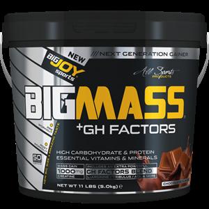 BİGJOY BigMass Gainer GH FACTORS 5000 gr