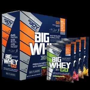 BİGJOY BigWhey Protein 68 Servis 2244 Gr